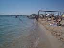 Пляжи Евпатории - пляж санатория Планета