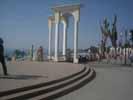 Фотографии Евпатории - ротонда на набережной