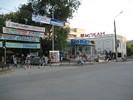 Улицы Евпатории - перекресток ул. Фрунзе и проспекта Ленина