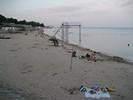 Пляжи Евпатории - пляж санатория Победа