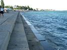 Пляжи Евпатории - набережная Терешковой