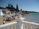 Пляжи Евпатории - городской пляж