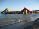Детский отдых и дневные развлечения - плавающий остров